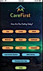 Grief Support App for IOS and Android, Grief Support, AfterCare, Funeral Care,