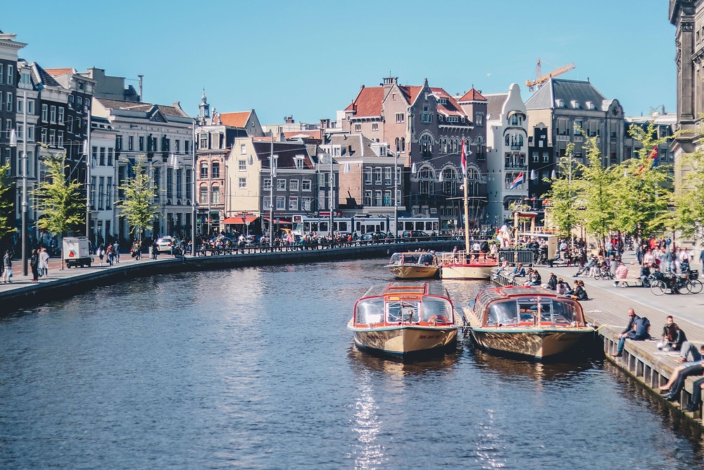 Amsterdam family travel bucket list ideas