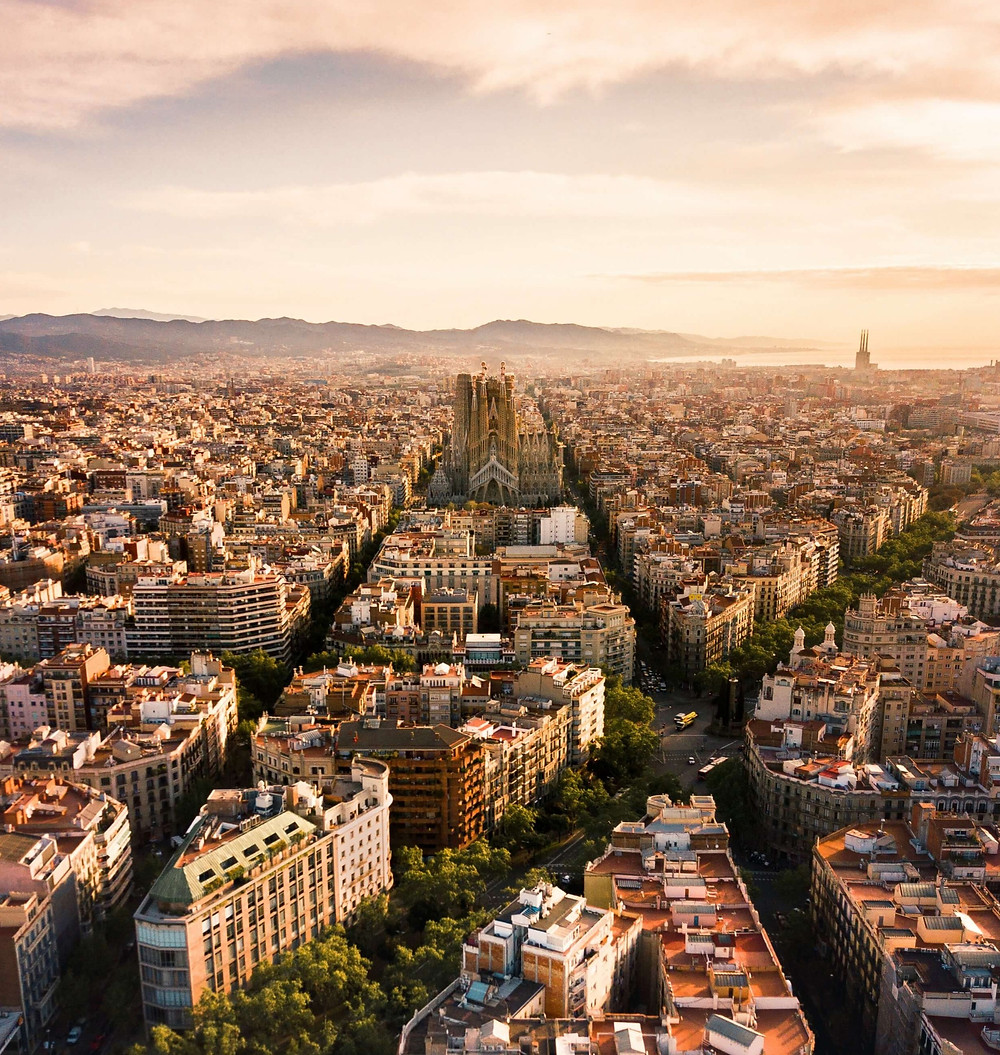 Barcelona family holiday destination