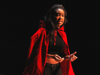 The Black Monologues, 2015