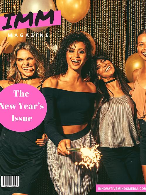 IMM Magazine - New Year's January/February 2021 Issue