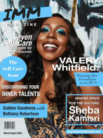 IMM March/April 2021 Self-Care Issue