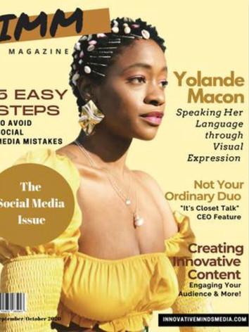 IMM September/October 2020 Issue