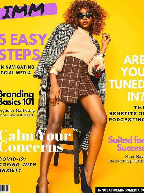IMM Magazine - May/June 2020 Issue