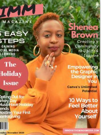 IMM November/December 2020 Holiday Issue