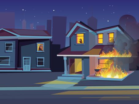 Top 5 des astuces pour éviter un incendie chez soi