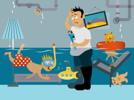 Tut'homeus : Que faire lorsque le dégât des eaux vient de chez un voisin ?