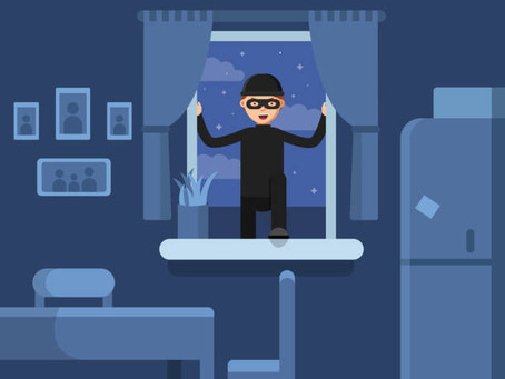Comment gérer une intrusion chez soi ?