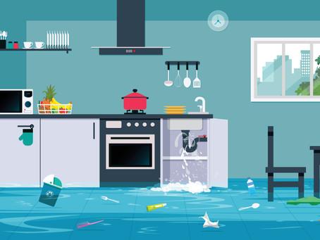 Top 5 des astuces pour éviter les dégâts des eaux chez soi