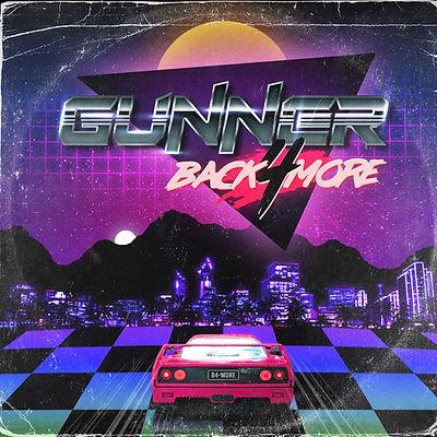 LPM076 - Gunner - Back 4 More - (Info Sh