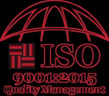 FPG HalfGlobe Logo - ISO 9001-2015 v2020