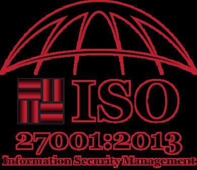 FPG HalfGlobe Logo - ISO 27001-2013 v202