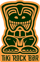 Logo Tiki Rock Bar