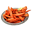 American Dream Diner Bacon Chili Sweet Potato Fries