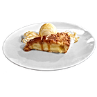 American Dream Diner Apple Dream Pie
