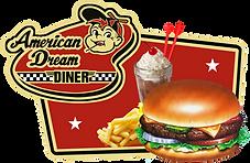Logo American Dream Diner