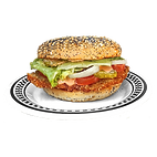 American Dream Diner The Chicken Burger