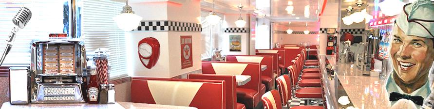 N'oubliez pas de visiter l'American Dream Diner