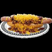 American Dream Diner Chili-Dog