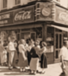 American Dream Diner -The History of the American Diner