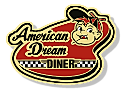 Logo American dream Diner site internet