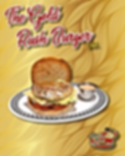 Nouvelle proposition gold rush burger 04