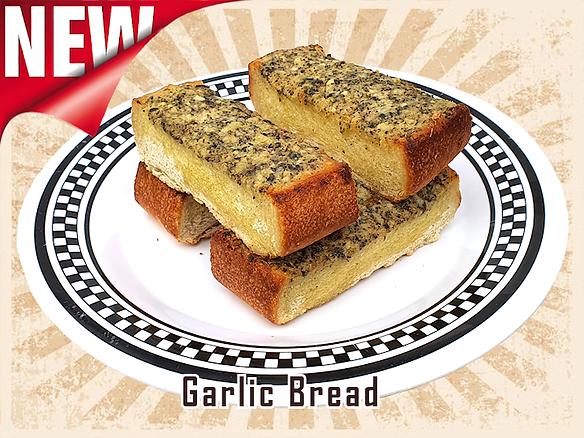 Garlic Bread American Dream Diner