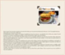 American Deam Diner The Burger Blog