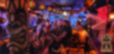 Clients du Tiki Rock Bar