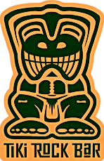 Logo Tiki Rock Bar g