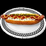 American Dream Diner American Dream Hot Dog