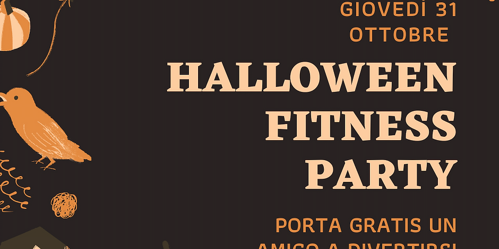 HALLOWEEN FITNESS PARTY