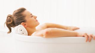 3 super recettes bain détox et détente