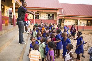 Fondation Young Living à Uganda