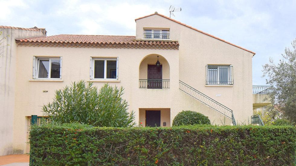 MAISON 230 m² T4 + 1 appartement sur terrain de 530 m²MONTPELLIER
