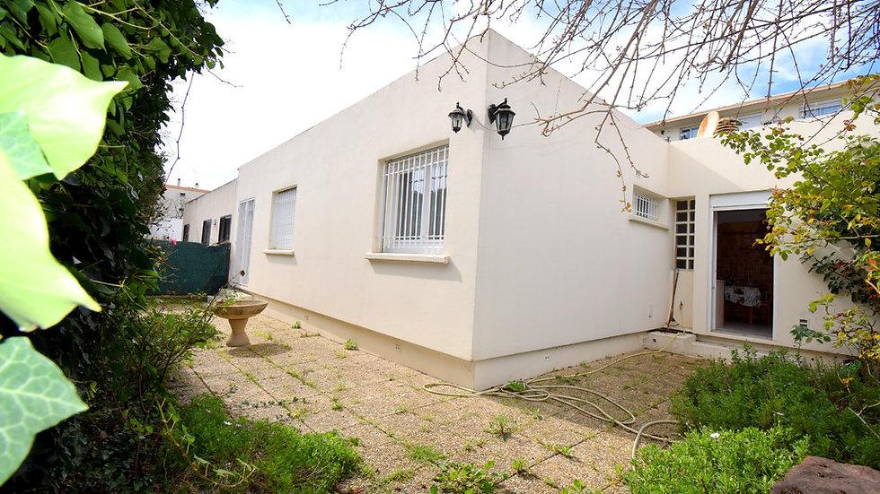 MAISON 90 m² 5 pièces MONTPELLIER garage terrain 200 m²
