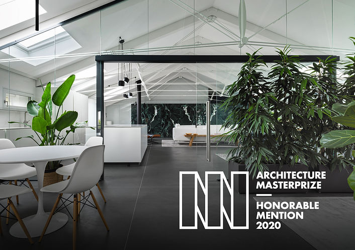 Architecture Masterprize DLN Penthouse