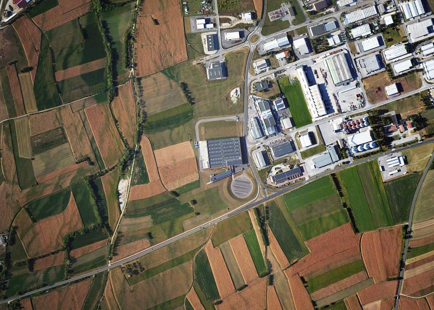 Industrial area - Fagagna