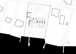 Groundfloor plan +1,85 m