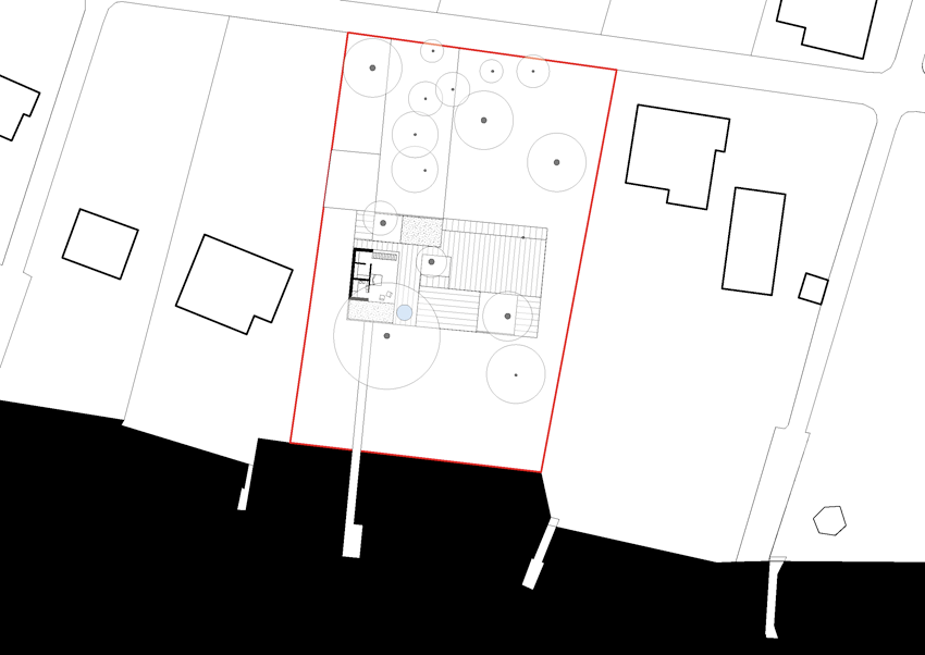 First floor plan +4,85 m