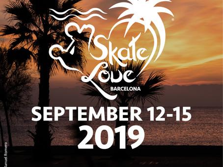 Skate Love 2019: Sept. 12-15 :)