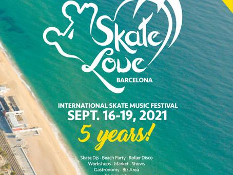 Skate Love 2021