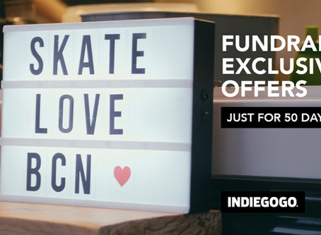 Skate Love 2019 Exclusive Offers