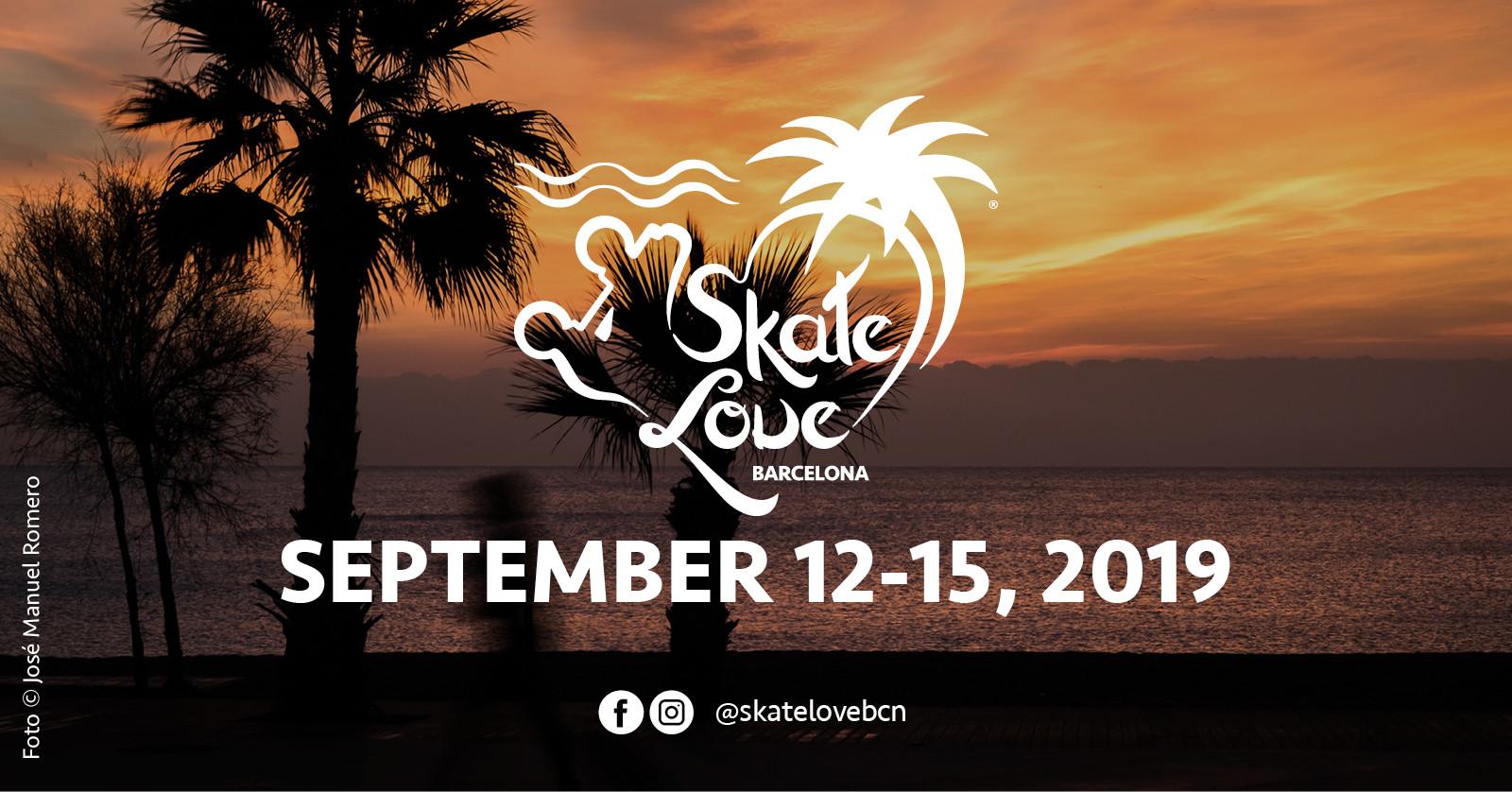 Resultado de imagen para Skate Love Barcelona 2019