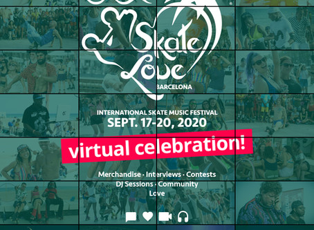 Skate Love 2020 Virtual Celebration!
