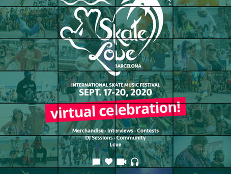 Skate Love 2020 Virtual Celebration!