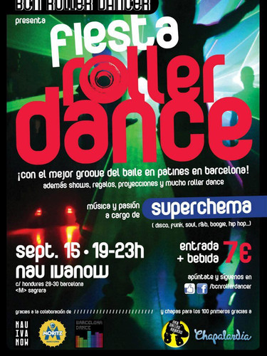 Fiesta Roller Dance 2012