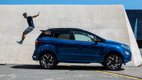 Anuncio Ford Ecosport