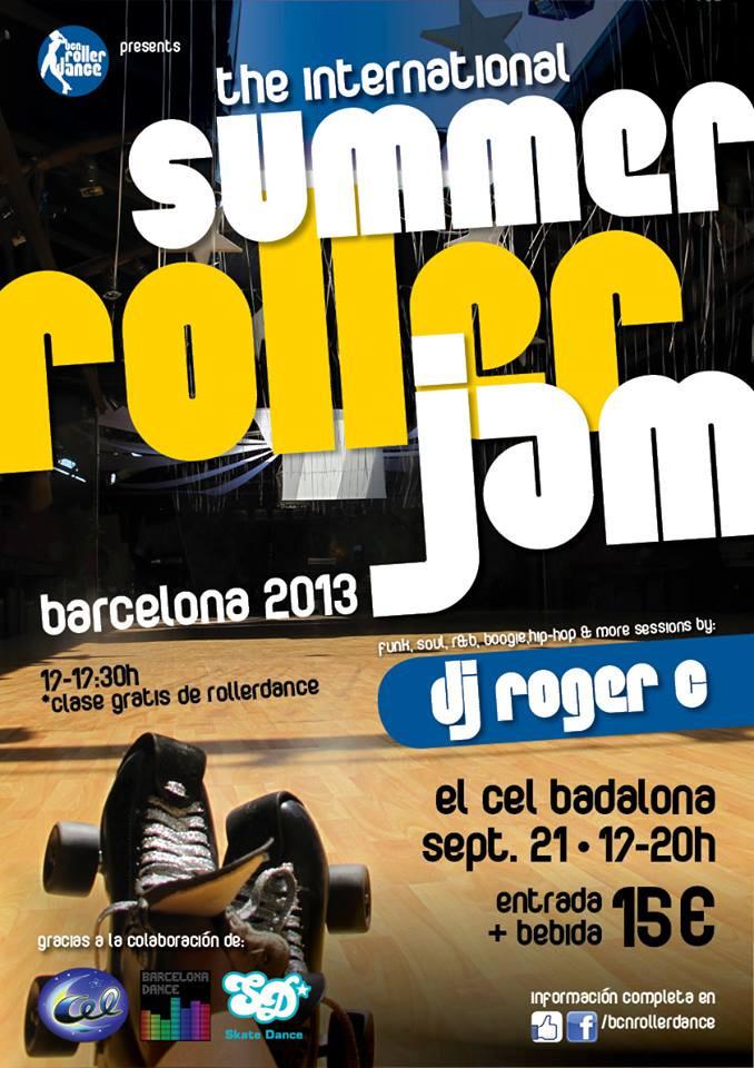 Summer Roller Jam 2013