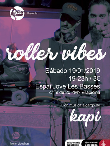 RollerVibes 2018